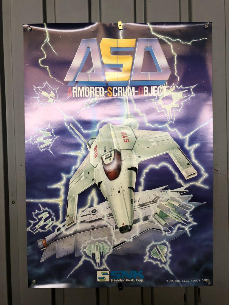 ASOのポスター写真です
