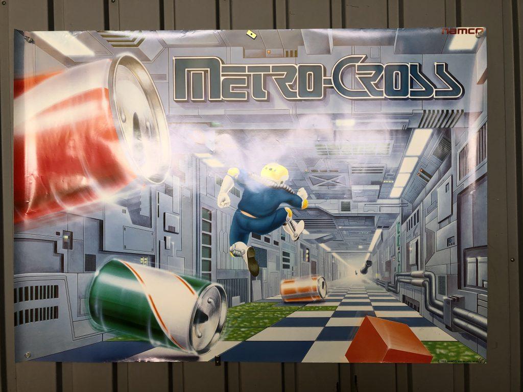 メトロクロスのポスター写真です