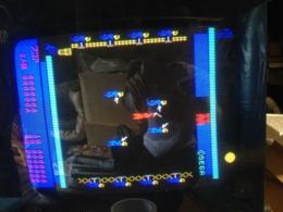 侍のゲーム画面写真です